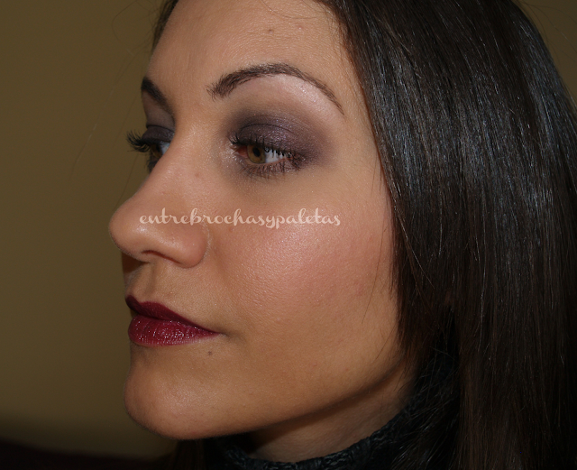maquillaje sofisticadol lancome