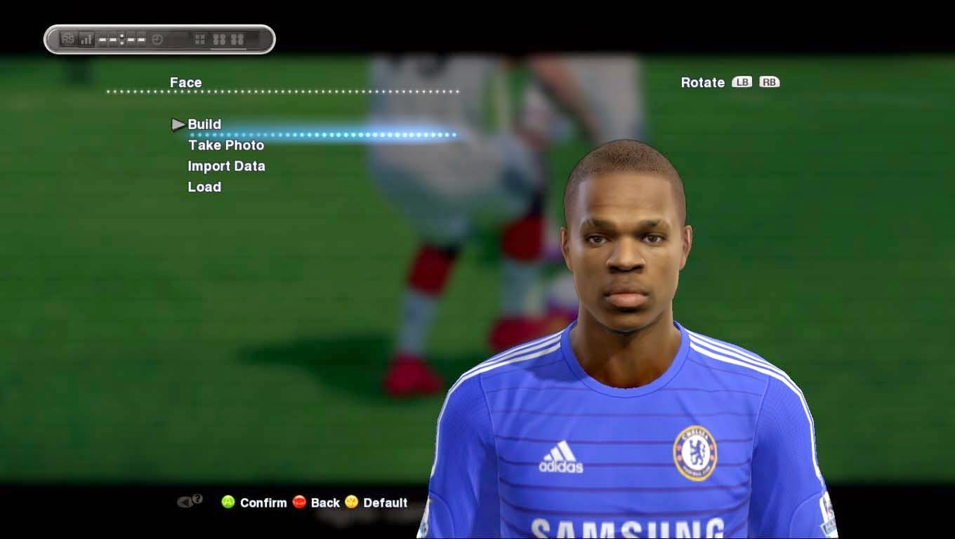Option File PES 2013 untuk PESEdit 6.0 Update 2 September 2014