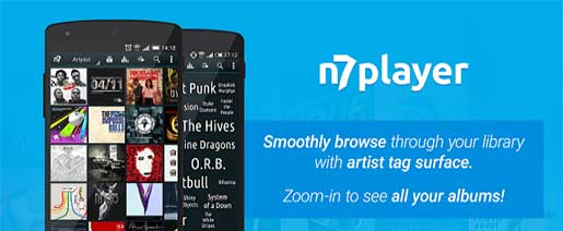 n7player Music Player Premium Apk v2.5.1