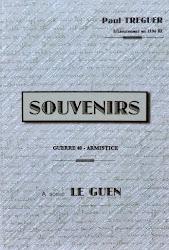 Souvenirs Guerre 40 - A Soisic Le Guen