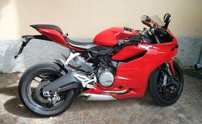Motor Malaysia Ducati Panigale 899 2014
