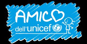 Noi sosteniamo l'Unicef