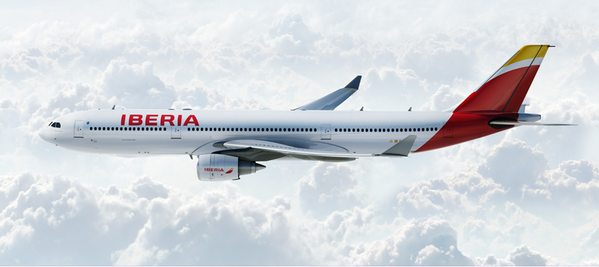 estado vuelos iberia: