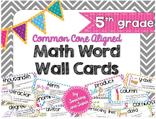 https://www.teacherspayteachers.com/Product/Math-Word-Wall-5th-Grade-1128968