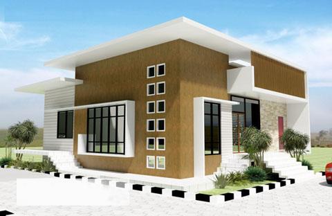 bentuk+rumah+minimalis+modern Bentuk Rumah Minimalis Terbaru