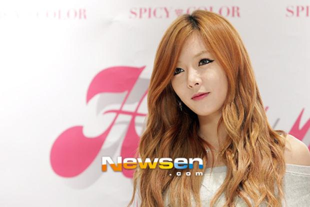 Gangnam Style Actress