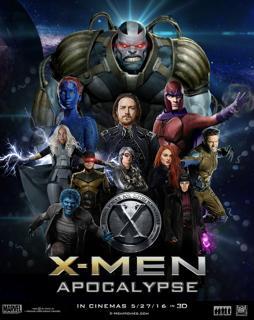 descargar X-Men: Apocalipsis, X-Men: Apocalipsis español