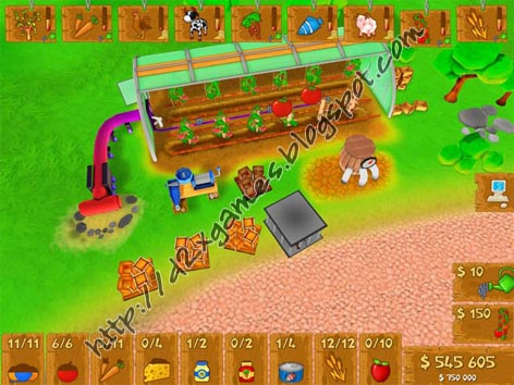 Free Download Games - Farm 2