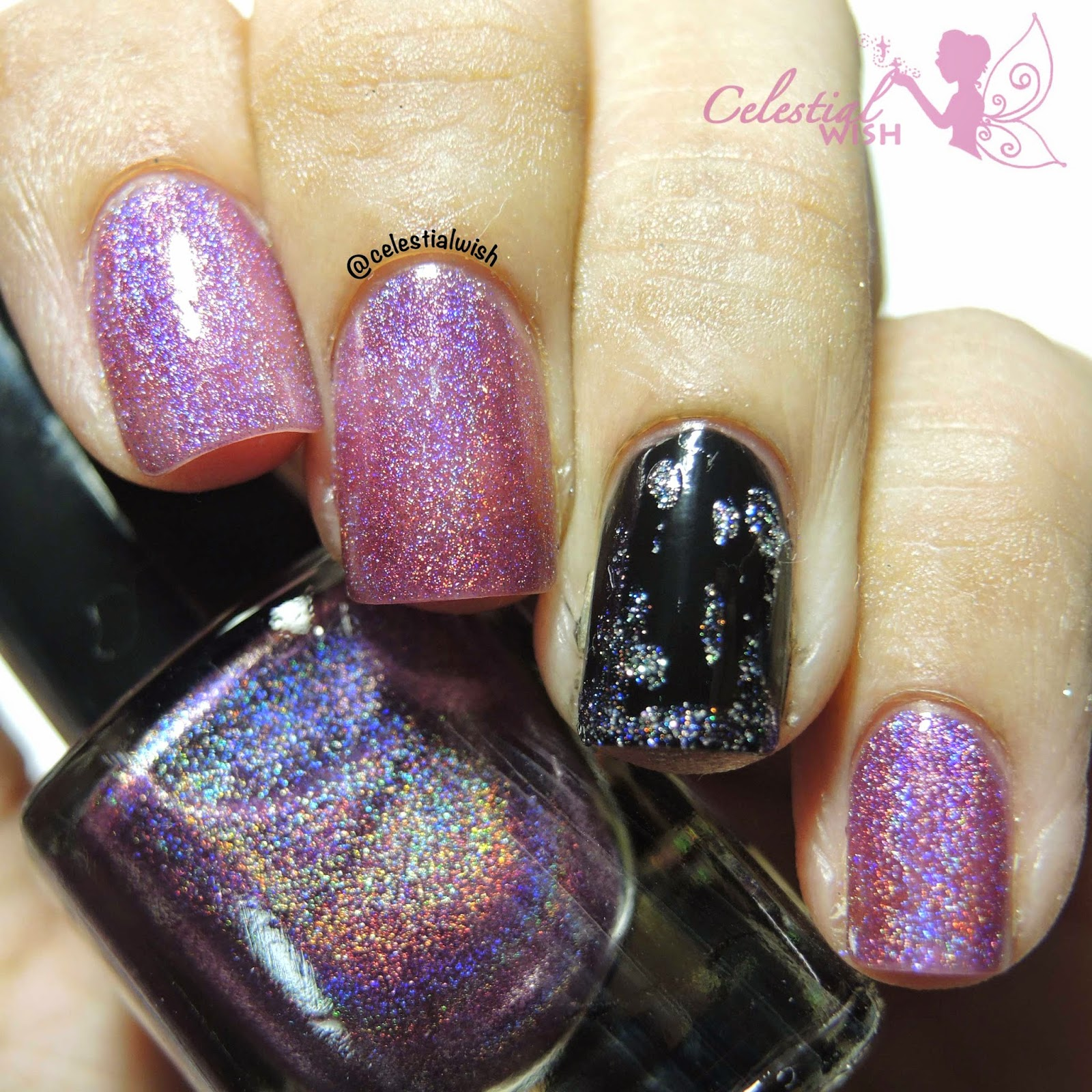Resinail Lacquer - Fizzy Grape