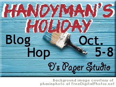 Handyman's Holiday Blog Hop