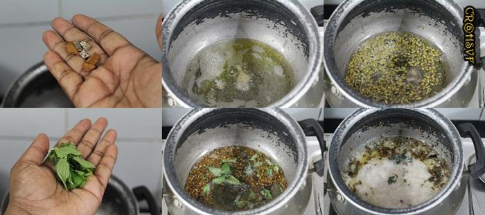 cauliflower chops