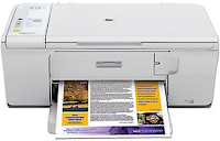 HP Deskjet F4200 All-In-One Series Driver & Software Download