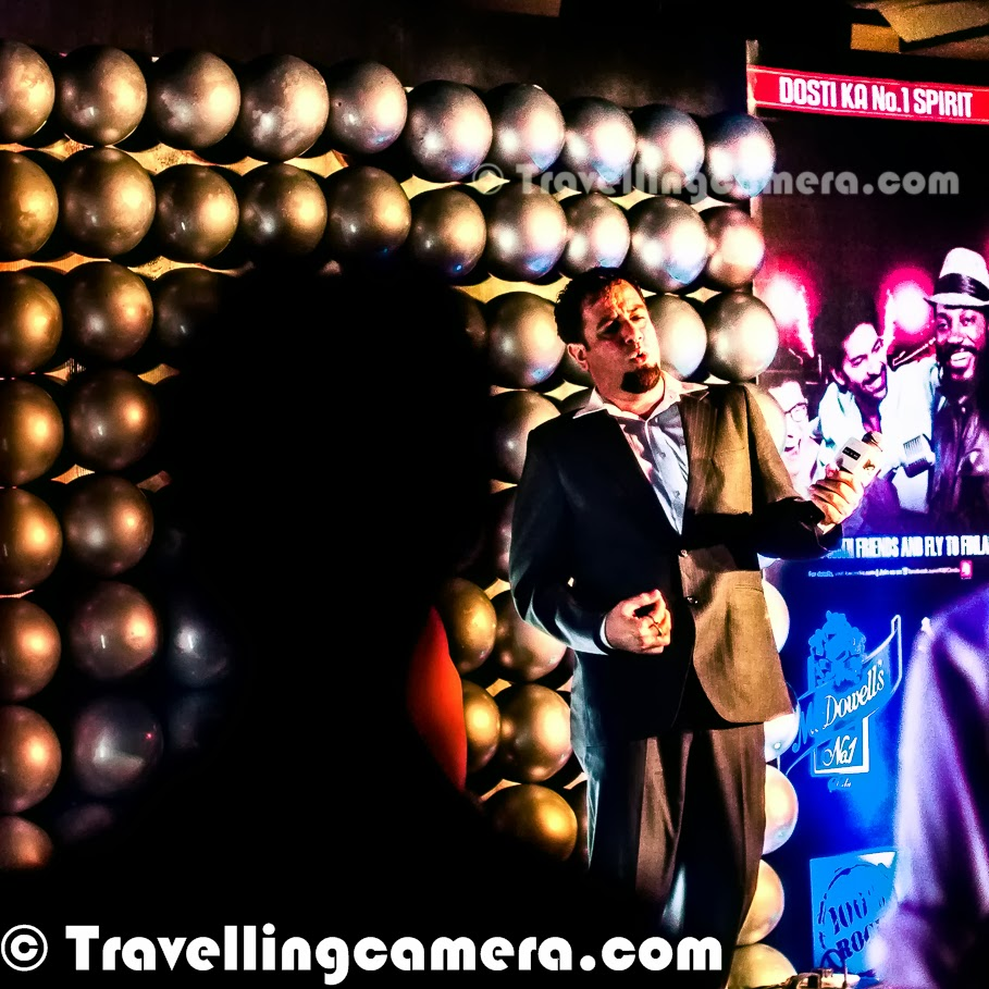 World's Biggest Karaoke event was witnessed by Delhi for zonal round