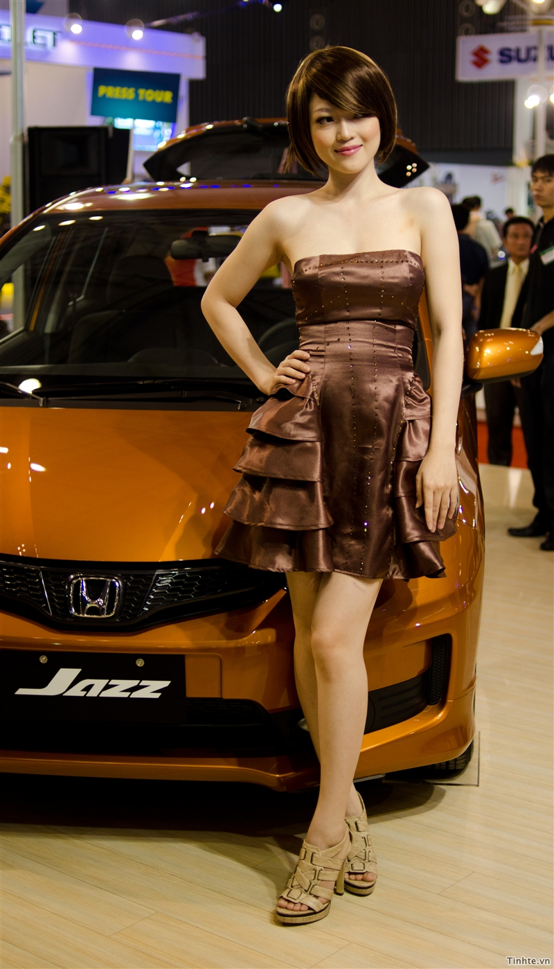 2011 Vietnam Motor Show Girls Carsfresh