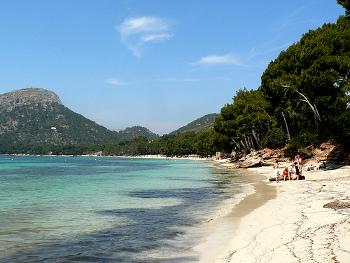 Playa Formentor - Mallorca