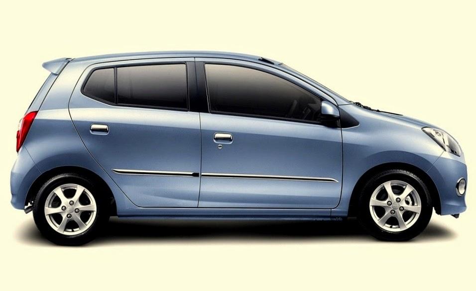 New Perodua Viva yang mungkin akan diberi nama baru iaitu Perodua Axia.