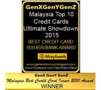 Generations X Y Z : The Best Top 10 Credit Cards in Malaysia 2015 ...