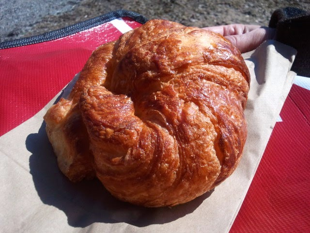 Clafouti croissant