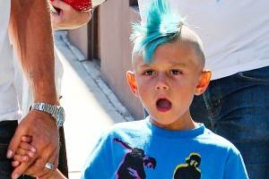 Gwen Stefani's son Kingston
