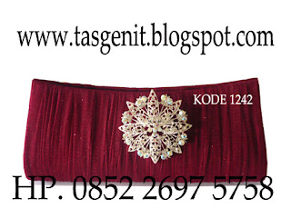 tas pesta cantik, clutch bag online shop, dompet pesta
