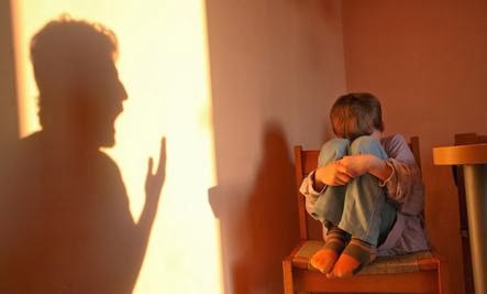 What Not to Say to Kids - man shout at child kid boy scream  - angry  - abuse  - punishment for children