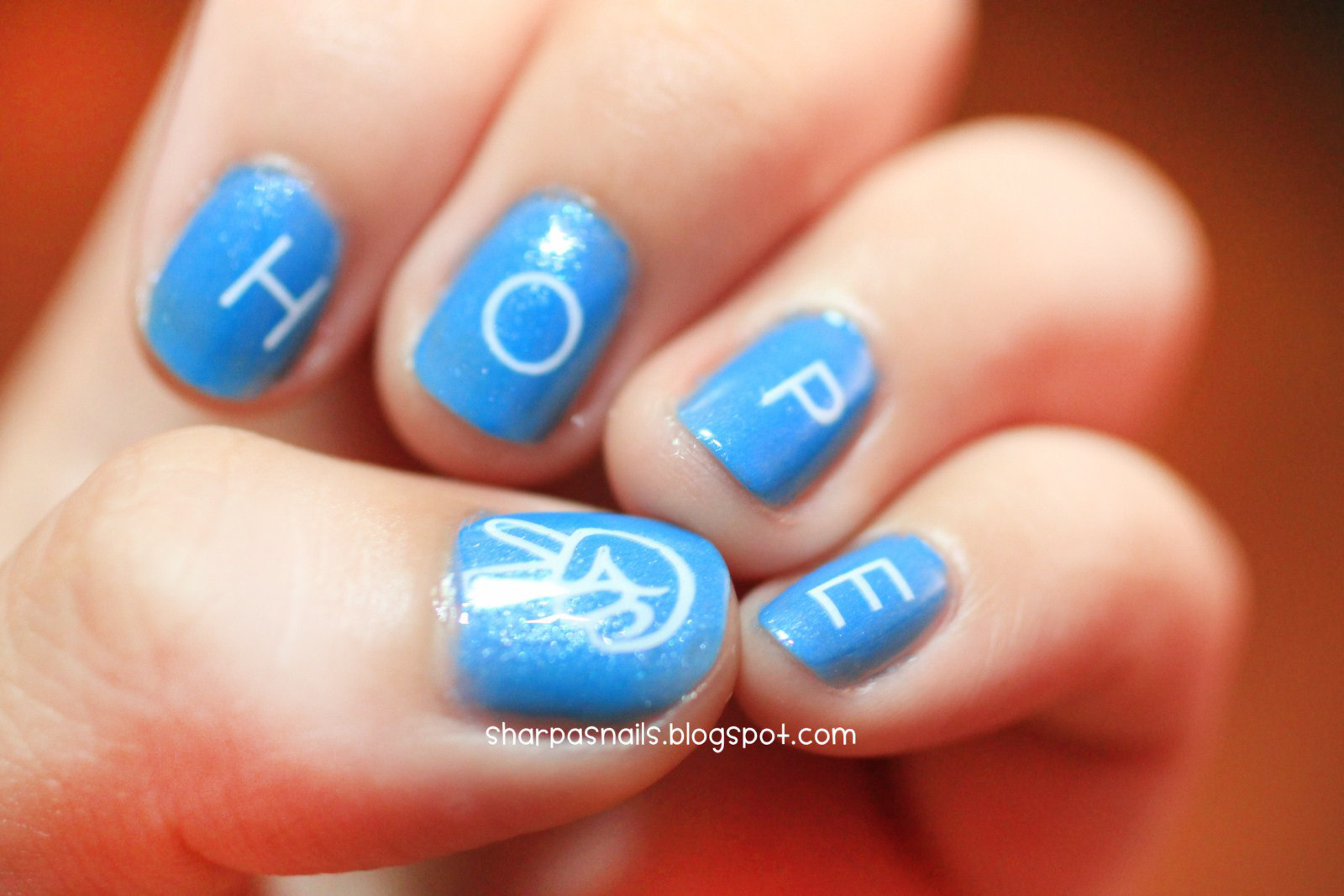 Sharp as nails a nail art blog 911 tribute nail art stamp away and it will turn out like this lastly put a top coat for a shiny protective finish prinsesfo Choice Image