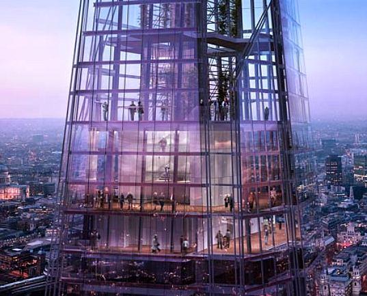 arq u ciudad londres tendr el edificio ms alto de europa torre shard por renzo piano