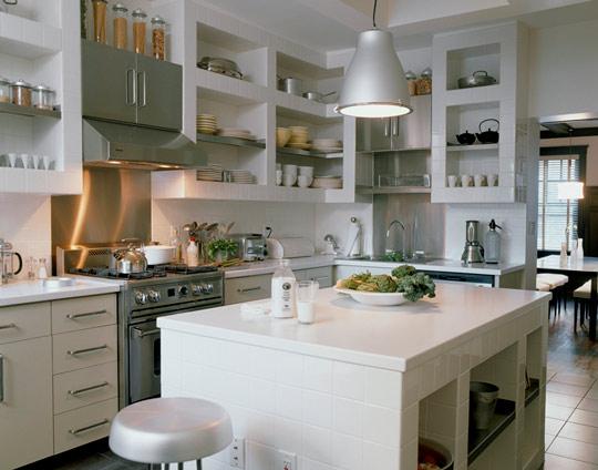 Открытая кухня: что это такое и как её спланировать?