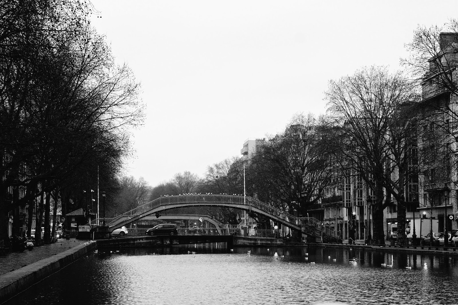 Diario de viaje París