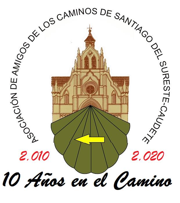 ASOCIACION DE AMIGOS DE LOS CAMINOS DE SANTIAGO DEL SURESTE.CAUDETE