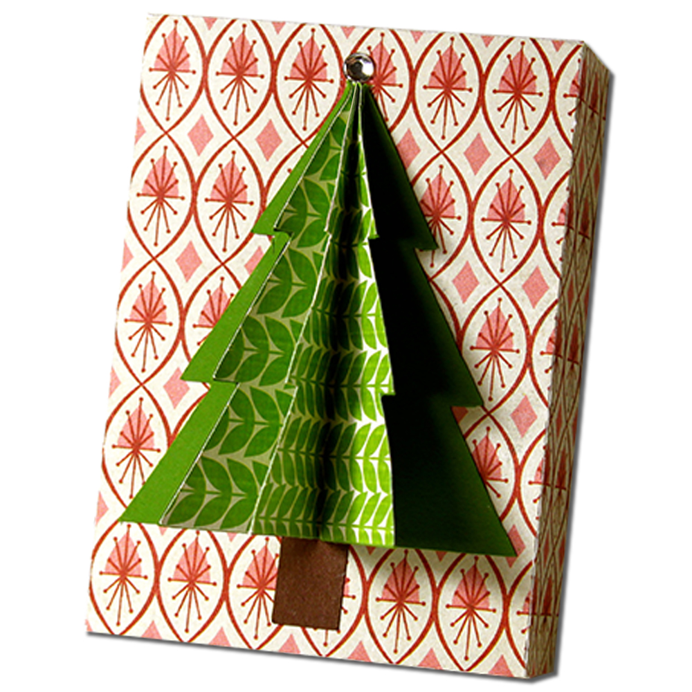 Jmrush designs christmas tree gift card box christmas tree gift card box negle Images
