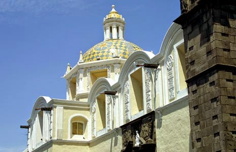 Templo de San Cristóbal, Puebla