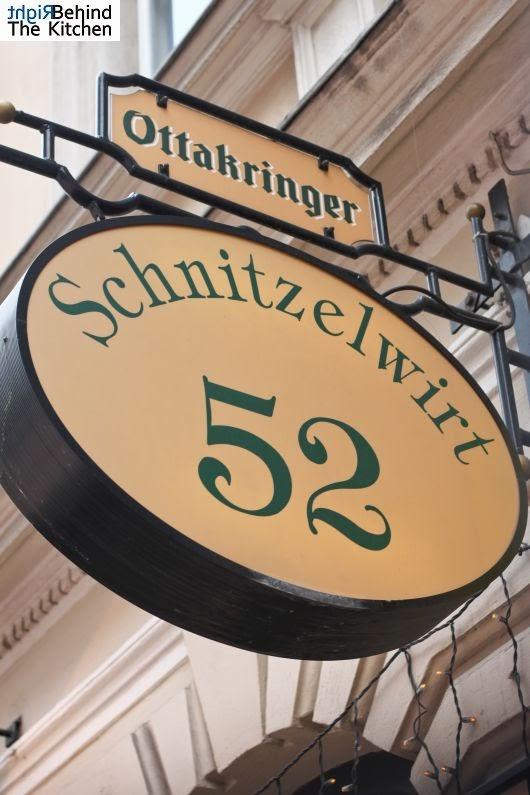 Schnitzelwirt - Neubaugasse 52 - prawdopodobnie najlepszy sznycel po wiedeńsku