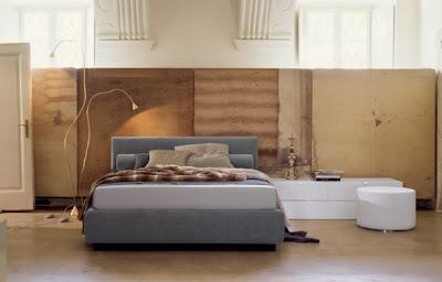 diseño de dormitorio moderno y elegante