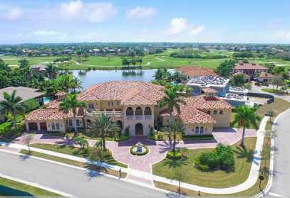 HERON BAY ESTATES TOP-OF-THE-LINE HOME, 15,293 LIVING SQ FT