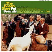 BEACH BOYS - Pet Sounds album