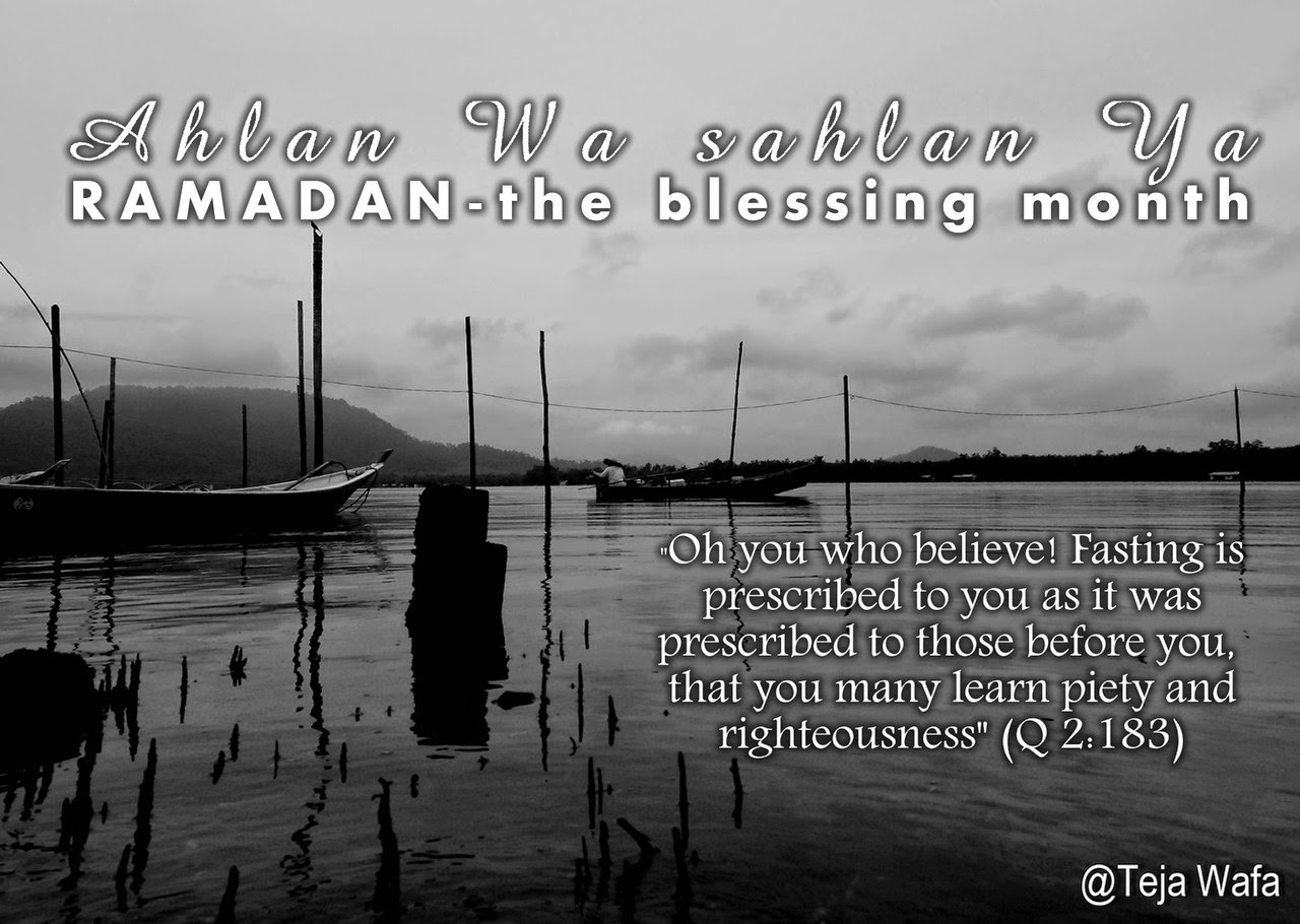 ramadan the blessing month