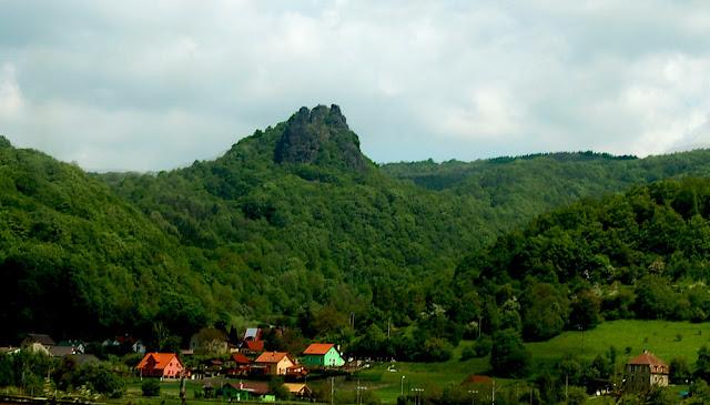 Северная Чехия, Устецкий край.