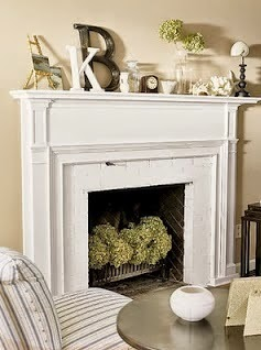 Fotos y dise os de chimeneas decoracion de chimeneas - Fotos de chimeneas ...