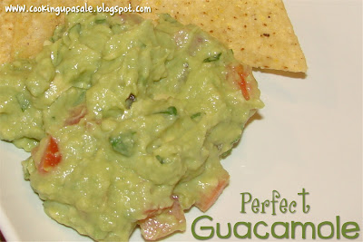 Cooking Up a Sale: Perfect Guacamole