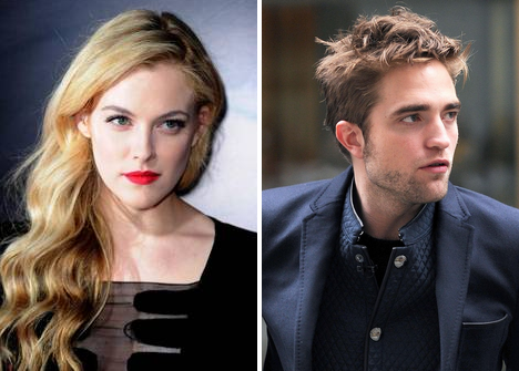 Love robert pattinson spotted riley keough