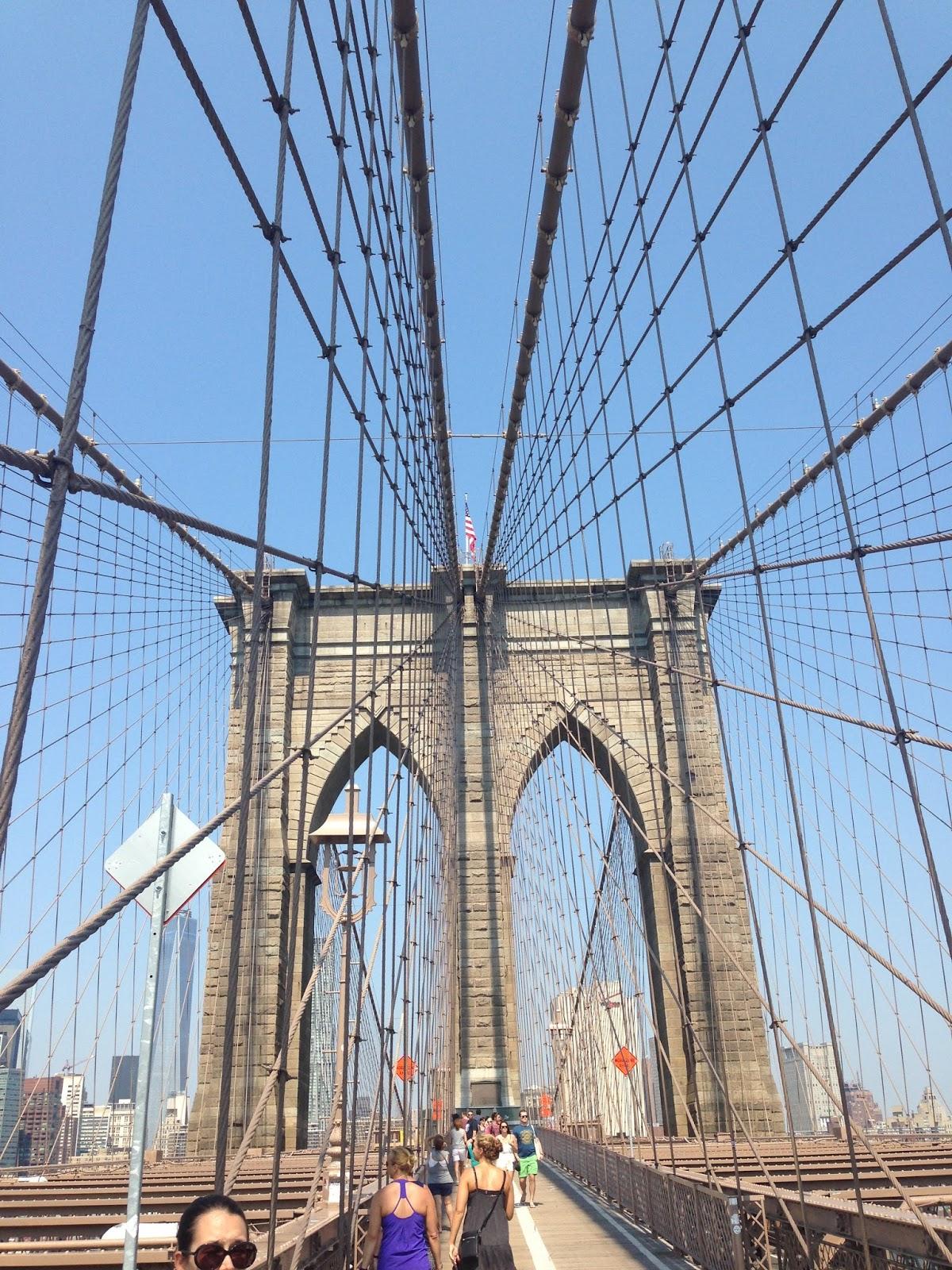 Libri e molto altro la mia vacanza a new york ponte di for Vacanza a manhattan