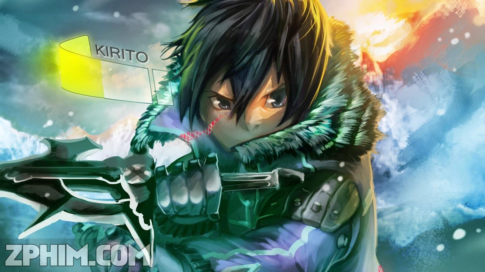 Ảnh trong phim Đao Kiếm Thần Vực - Sword Art Online 5
