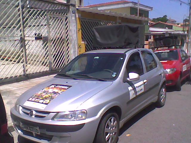Carro de som Cristel - Som (11)4215-3190 - propaganda com carros de som
