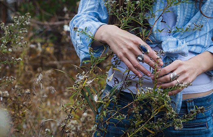 Arnhem-Shirt-Flared-Jeans-Fedora-womens-fashion