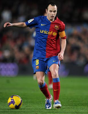 Andres Iniesta - FC Barcelona (3)