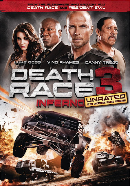 Death Race 3 Inferno 2012
