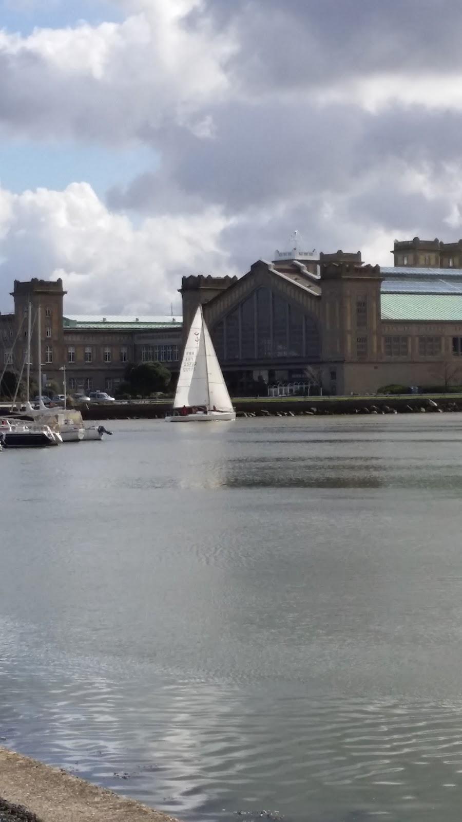 grand-surprise fin d'entrainement à Cherbourg