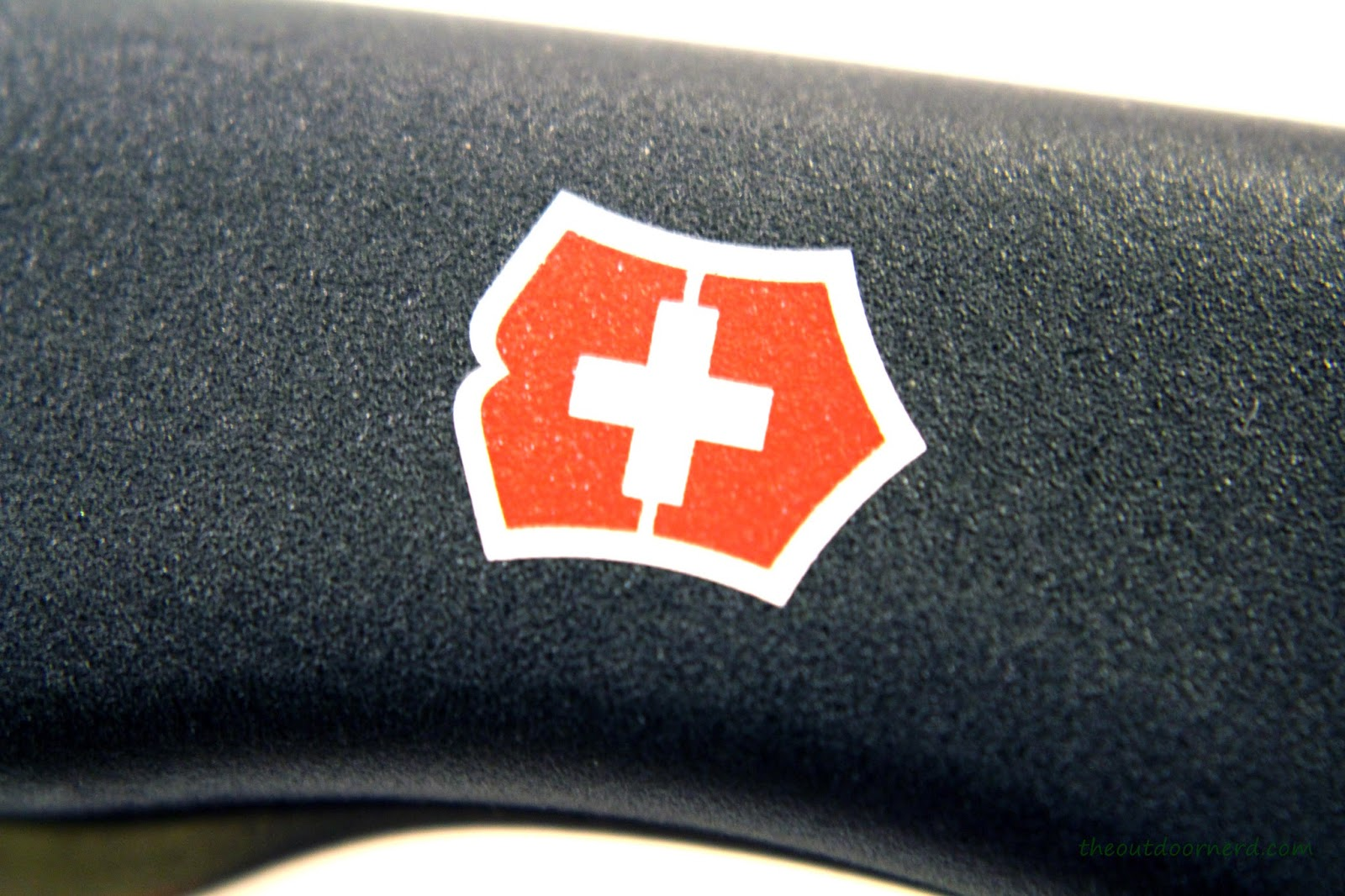 Victorinox Sentinel - Closeup Of Handle 2