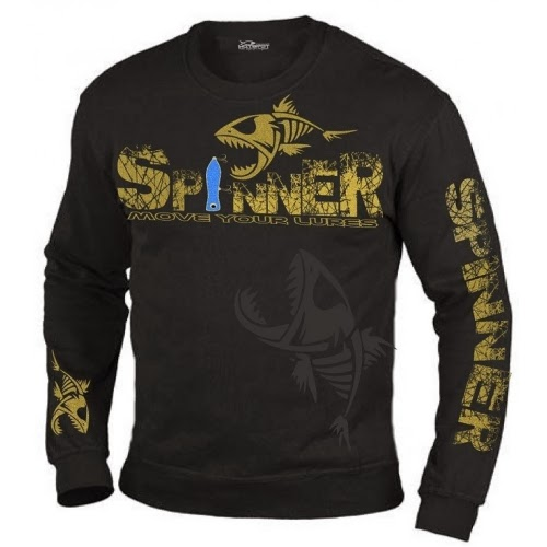 Hotspot Design Kapuzensweater Spinning Adrenaline
